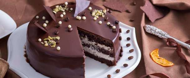 торт чорний принц рецепт