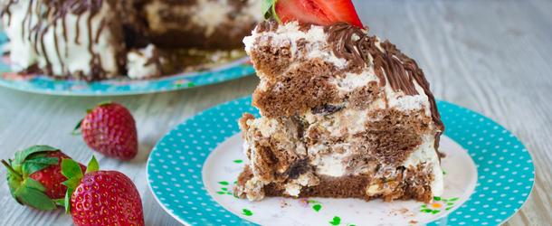 торт панчо рецепти