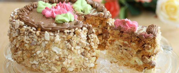 торт Київський рецепт