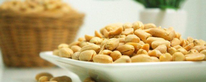 як пожарити арахіс