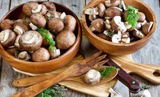 білі гриби мариновані на зиму
