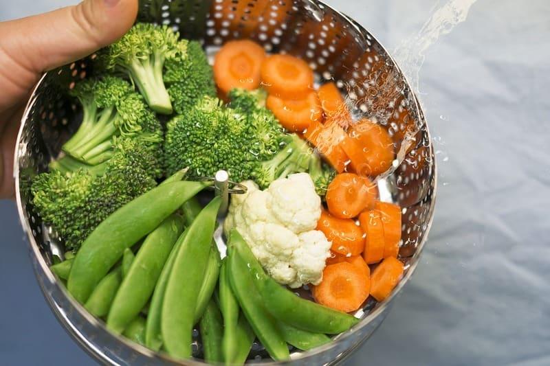 як і скільки бланшувати овочі