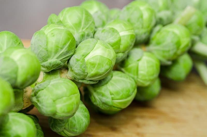 як зберігати свіжу брюссельську капусту