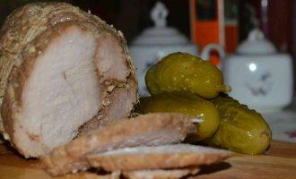 М'ясний горіх зі свинини