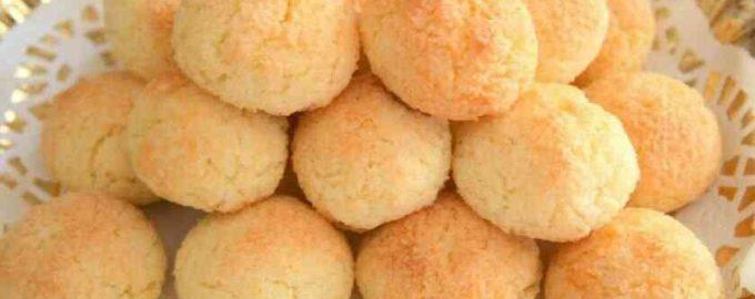 Швидке сирне печиво