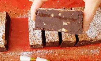 Домашні шоколадні цукерки з горіхами