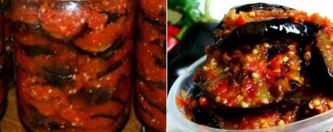 Салат на зиму Манжо