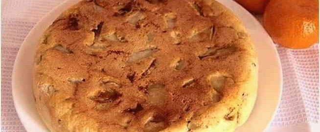 Класичний рецепт шарлотки в мультиварці Панасонік